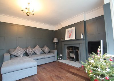 Room panelling